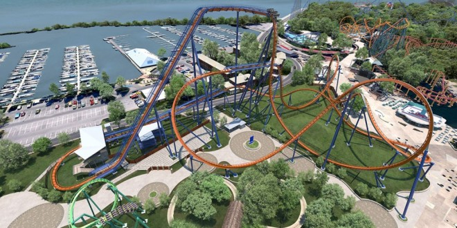 Cedar Point Announces New Coaster – VALRAVN