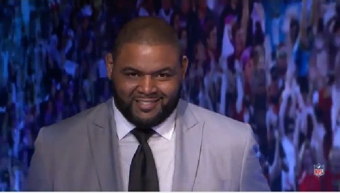 Sandusky's Orlando Pace Elected To Pro Football Hall Of Fame