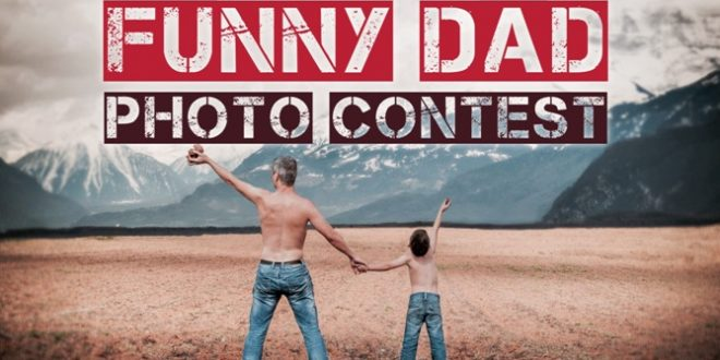 Funny Dad Photo Contest Rules